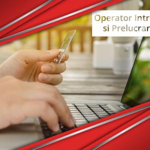 Operator-introducere-si-validare-date